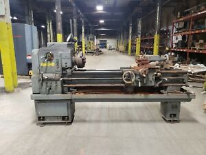 Cincinnati Head 15 Tray 15 X 54 Lathe