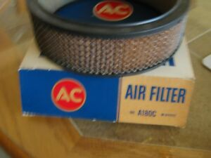 1967 Buick Gran Sport Star Wars Air Cleaner Air Filter A180c Gm 6420137 Vintage