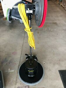 Pacific Sea Ray 20 Floor Scrubber Polisher W Pad Driver