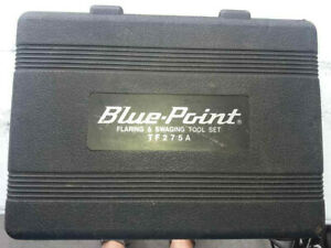 Blue Point Flaring Swage Tool Set Tf275a