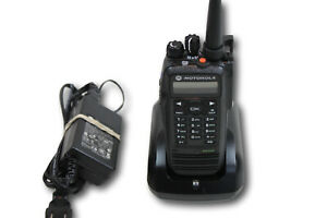Motorola Trbo Xpr6550 Xpr 6550 Uhf 450 512 Mhz 1000 Ch Is fm Connect