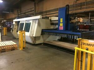 2005 Trumpf L2510 Automated Laser Cutting System 1727