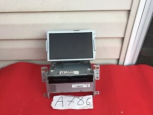 2013 2014 Ford F150 Navigation Radio 8 Touch Screen Display Oem A786
