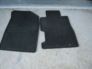 Honda Civic Floor Mats All Weather Front Set Oem 2001 2005