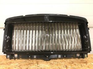 Rolls Royce Ghost Rr4 Front Grill Black Badge