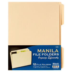 New 349470 File Manila Holder 12pc Yellow 3100 48 pack Paper Cheap Wholesale