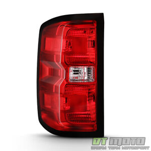 2016 2017 2018 Chevy Silverado 1500 Tail Light Lamp Replacement Lh Driver Side