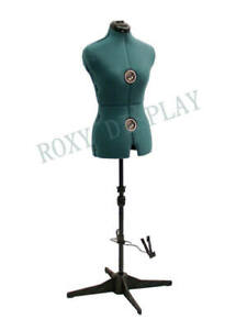 Adjustable Sewing Dress Form Female Mannequin Torso Stand Medium Size jf fh 4