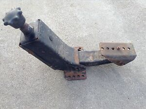 Tx15046 A Used Seat Bracket Assembly For A Long 2360 2460 2510 2610 Tractor