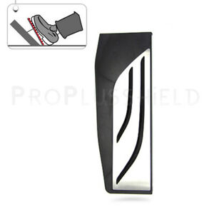 For Bmw F30 F34 F87 F80 F83 F20 F23 F36 Steel Foot Rest Dead Pedal Pad Cover