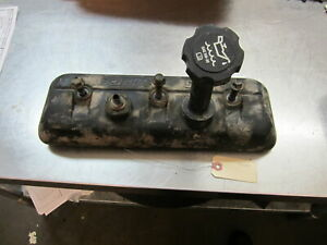 43i013 Right Valve Cover 2003 Chevrolet Silverado 1500 4 3 12554256