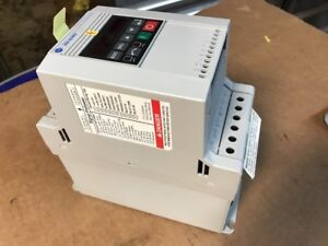 New Allen Bradley 160 aa18nsf1p1 Analog S f Variable Speed Controller Series C