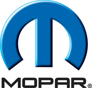 Mopar 05037164ac Engine Water Pump