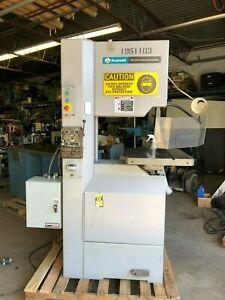 Rockwell 20 Vertical Band Saw Wood metal Vertical Bandsaw