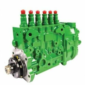 Remanufactured Fuel Injection Pump John Deere 9600 8300 Cts 8200 8100 9500