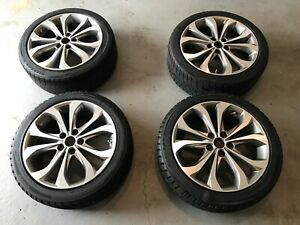 Hyundai Sonata 18 Set Of 4 Wheels And Tires