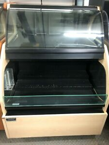 Structural Concepts Bakery Case Open Starbucks Style 39 Inch model Hou3852r
