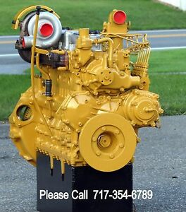 Caterpillar 3046t For Cat D3g Used Free Shipping