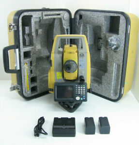Topcon Ds 103ac Direct Aiming Total Station For Surveying 1 Month Warranty