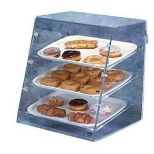 Vollrath Sbc Angled Front Bakery Case Countertop Self full Service