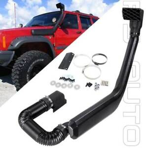 For 1984 2001 Jeep Cherokee Cold Intake System Rolling Head Snorkel Kit New