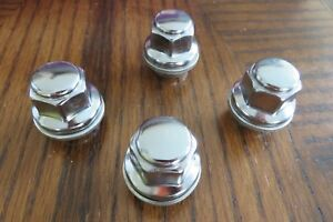 Genuine Oem Honda Wheel Lug Nuts W Washers For Alloy Wheels Set Of 4 Free Ship