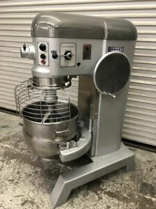 80 Qt Dough Mixer Hobart L800th W Bowl Guard 9549 60 Qt Bowl Flat Beater Nsf