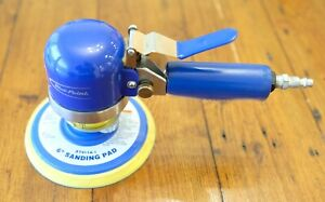 Blue Point Snap On At411a Dual Action Fine Finishing Sander 6 Pad Nice