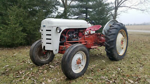Vintage Ferguson To 20 Tractor Everything Works
