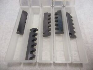 Advent Tool fa Full Acme External Threading Inserts Tialn Coating 5 Pcs