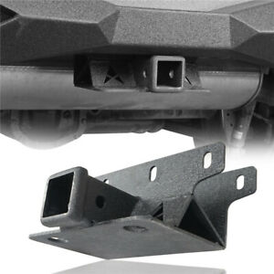 2 Inch Rear Towing Hauling Trailer Hitch Receiver For Jeep Wrangler Jl 2018 2020