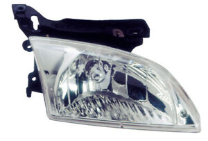 2000 2002 Chevrolet Cavalier Passenger Right Side Headlight Lamp Assembly