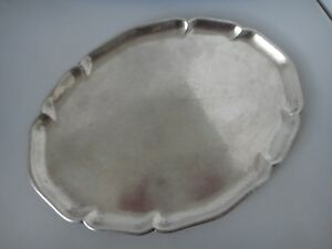 Classic 830 Silver Tray Germany Wilkens Sohne