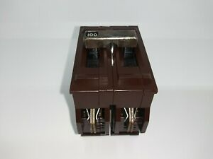 Wadsworth A2100 100 Amp 2 Pole Type A Circuit Breaker