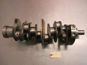 Jy01 Crankshaft 2007 Chevrolet Impala 3 5 6324