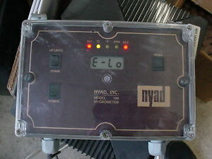 Nyad Model 150 Hygrometer Dewpoint Moisture Analyzer