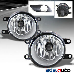 For 2009 2011 Toyota Yaris 3dr Hatchback Clear Fog Lights Toggle Switch