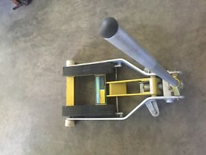 Central Hydraulic 1500 Lb Motorcycle Lift Aluminum Item 94715