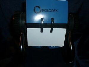 Rolodex Filing System With A z Cards