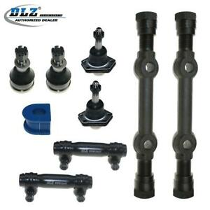 Dlz Suspension Control Arm Ball Joint Tie Rod End For 1979 1986 Gmc C2500