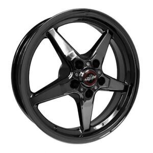 Race Star 92 850445dsd Wheel 18x5 92 Drag Star Dark Star For Hellcat