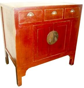 Antique Chinese Ming Cabinet Sideboard 2648 Circa 1800 1849