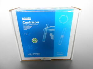New 100 Amicon Centricon Centrifugal Filter Units Ym 50