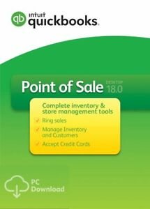 Additional User Of Quickbooks Pos Basic V18 Requires Existing License