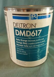 Ppg Deltron Dmd 617 Moly Orange 1 Gallon