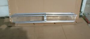 1965 Plymouth Fury Grill Very Nice 65