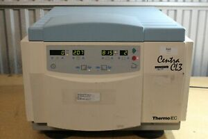 Thermo Iec Centra Cl3 Benchtop Centrifuge W Rotor Thermo Beckman Eppendorf