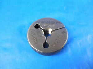 5 16 24 Unjf 2a Left Hand Thread Ring Gage 3125 Go Only P d 2843 Lh L h