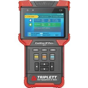 Triplett Tri 8071 Camview Ip Pro Series All in one Ahd Tvi Cvi
