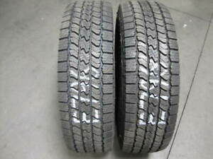2 Dunlop Rover H t Lt265 75 16 265 75 16 265 75r16 Take Off Tires e796